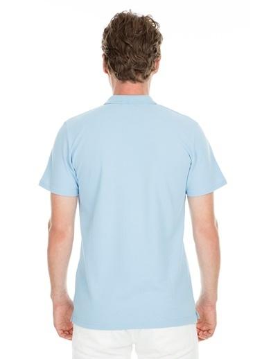 Sabri Özel Tişört Mavi